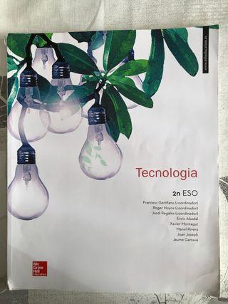 Tecnologia 2ESO 9788448609504
