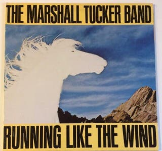 THE MARSHALL TUCKER BAND Rock Sureño Vinilo LP