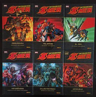 Astonishing X-men marvel deluxe.