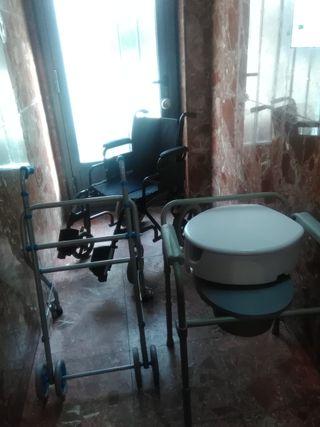 Silla de Ruedas Discapacitados