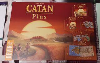 Juego de mesa Catan Plus
