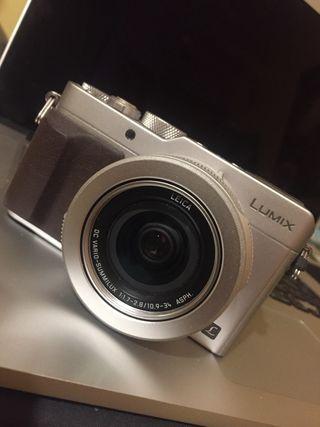 Cámara estropeada Panasonic Lumix LX100