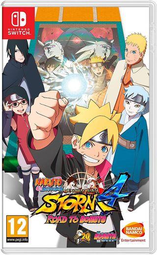 Naruto Shippuden Nintendo Switch