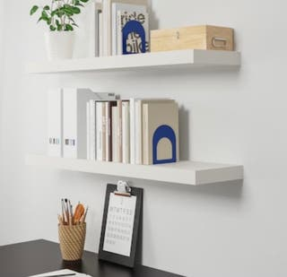 Estante de Pared Lack Ikea