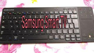 teclado Samsung Smart TV SmartBlu-ray