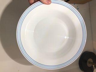 Vajilla 14 platos hondos y normales