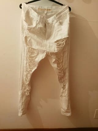 pantalon mujer elastico talla, xl