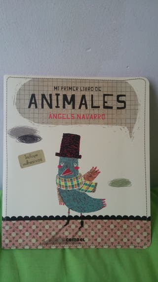 Mi primer libro de Animales COMBEL