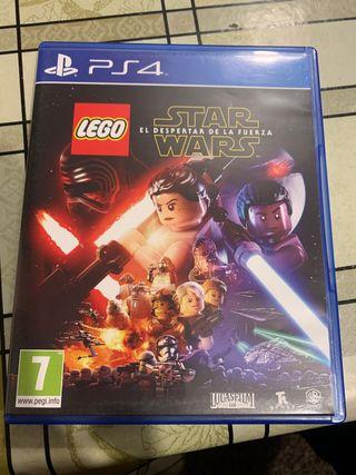 Juego PS4: Lego Star Wars