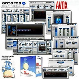 Antares - AVOX 4 Windows