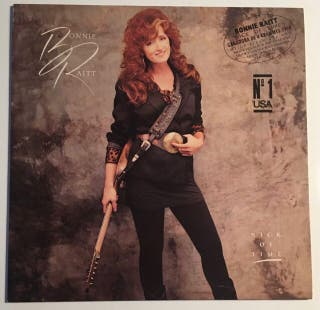 BONNIE RAITT Rock Country Blues Disco Vinilo LP