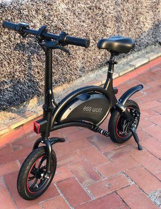 Bicicleta electrica Ess watt