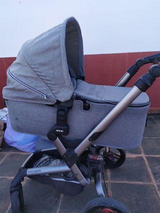 trio jane rider + kit bebe