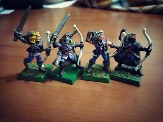 Elfos silvanos de Warhammer