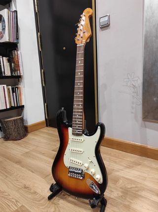 Guitarra eléctrica infantil SX SST57 2TS 3/4
