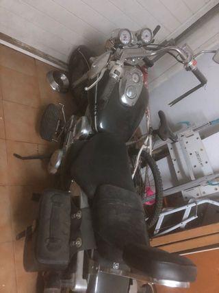 Moto daelim 125cc