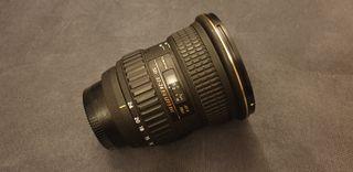 Objetivo Tokina 12-24 Nikon