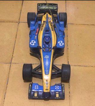 Coche radio control Fernando Alonso