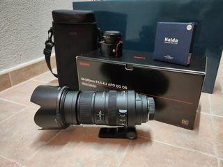 Objetivo Sigma 50-500mm Pentax