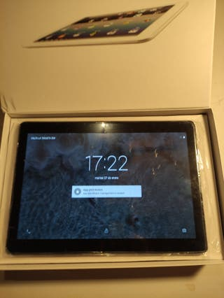 "TABLET NUEVA 10"" 64GB"