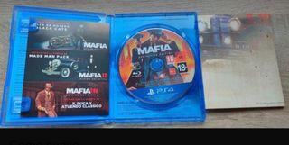 Mafia 1 Edición Definitiva de PS4