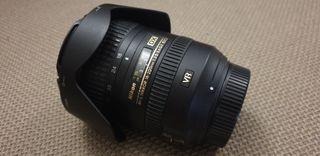 Objetivo Nikon 18-200 VR II