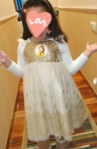 Disfraz Disney vestido Anna