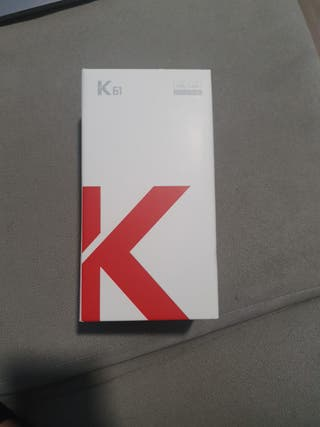 LG K61 a estrenar