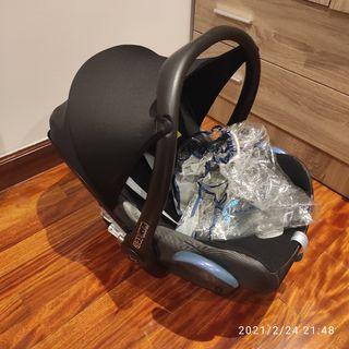 maxicosi silla coche bebé Isofix familyfix