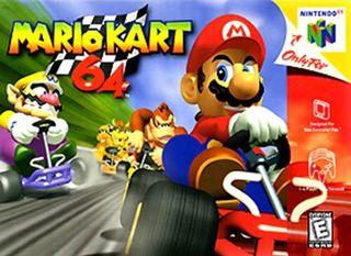 Mario Kart Nintendo 64 - Versión Americana