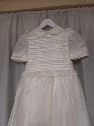 traje de comunión de niña