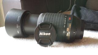 Objetivo Nikon 55-200 VR