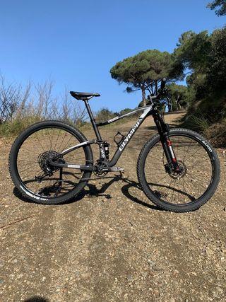 Bicicleta Doble Suspension Olympia