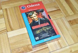 PELICULA ODESSA 1974 VHS PRECINTADA NUEVA