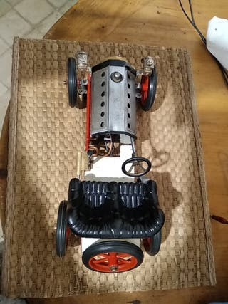 mamod . maquina de vapor, juguete de vapor.