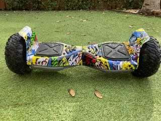 Hoverboard todoterreno RCB - Hoverkart scooter