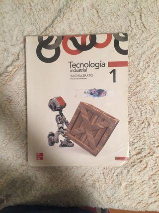 Libro tecnología 1 bach editorial McGrawHill