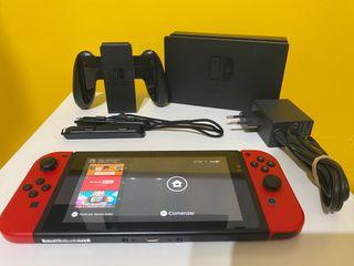 Nintendo Switch Edición Mario Odyssey