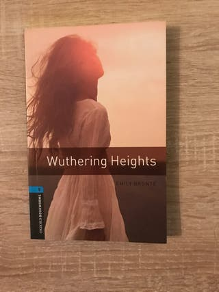 Wuthering heighs de Emily Bronte Oxford