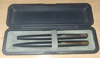 Set PARKER pluma y bolígrafo