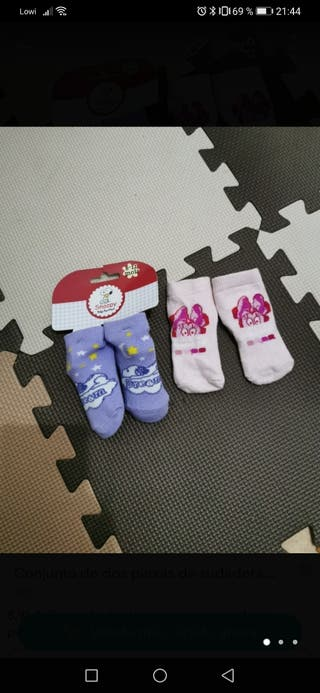 2 calcetines disney