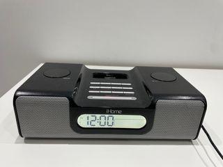 Radio despertador iHome