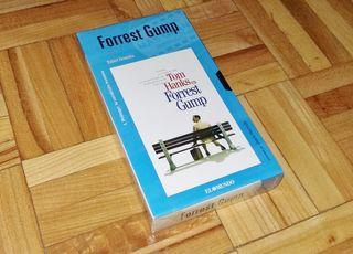 PELICULA FORREST GUMP VHS PRECINTADA NUEVA