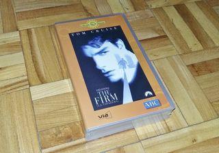PELICULA LA TAPADERA THE FIRM VHS PRECINTADA NUEVA