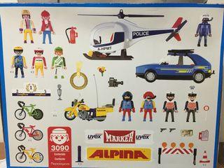 Playmobil Vuelta Ciclista. 3090 Coleccionistas