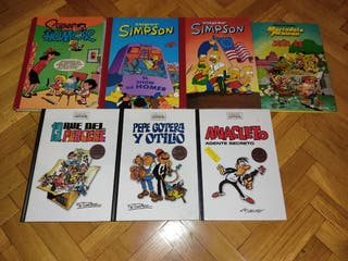 Comics y tebeos