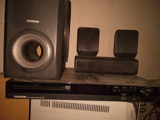 Equipo de sonido Dolby Sound Thomson