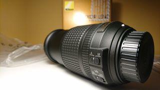Objetivo Nikon 18-140 VR