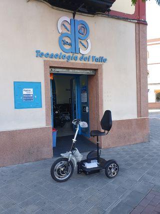 Triciclo eléctrico 500w 2021