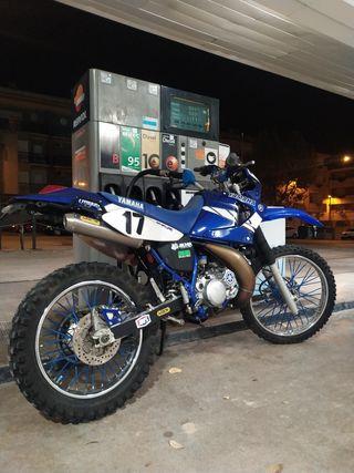 Yamaha DT 125 muy nueva